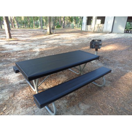 Ed Heavy Duty Marine Upholstery Vinyl Picnic Table Cover Sets Gloves