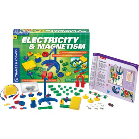 Thames   Kosmos Electricity   Magnetism Science Experiment Kit