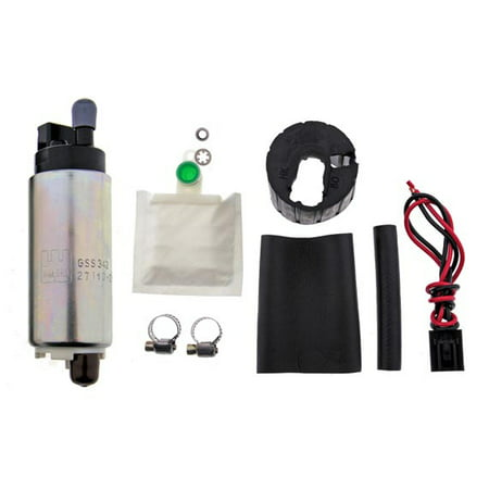 Genuine Walbro GSS342 255LPH Fuel Pump With HFP-K766 Kit For Nissan 350Z