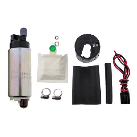 Genuine Walbro GSS342 255LPH Fuel Pump With HFP-K791 Kit For Subaru WRX Sti -