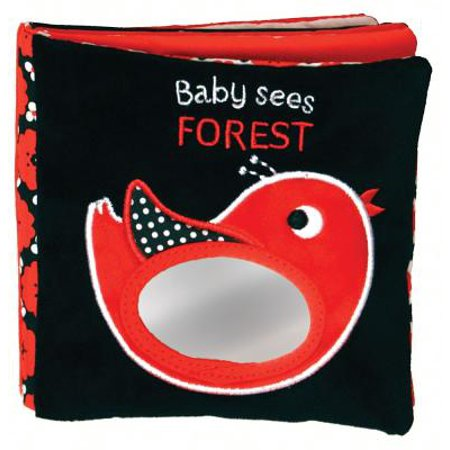 Forest : A Soft Book and Mirror for Baby!