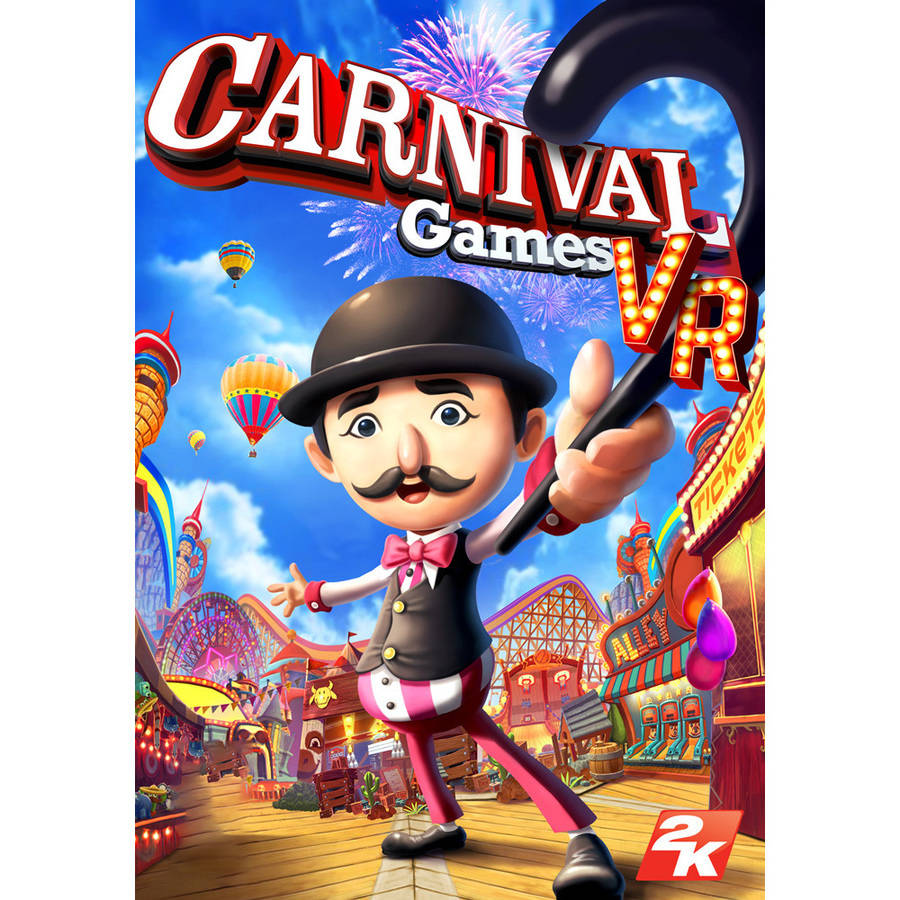 Carnival Games VR (PC) (Email Delivery)