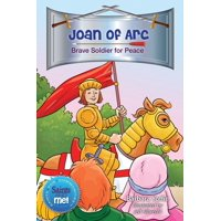 Saints and Me!: Joan of Arc: Brave Soldier for Peace (Paperback)