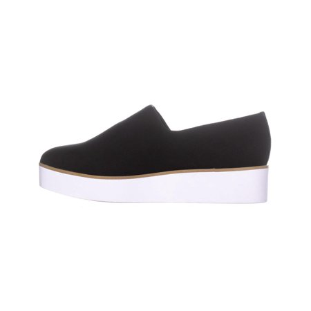 DKNY Robert Stretch Slip On Platform Sneakers, Black - image 4 de 6