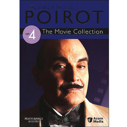 Image of Agatha Christie's Poirot: The Movie Collection 4 (Widescreen)