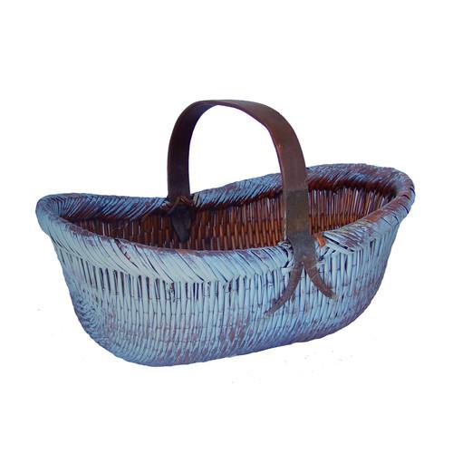 Antique Revival Vintage Fruit Basket