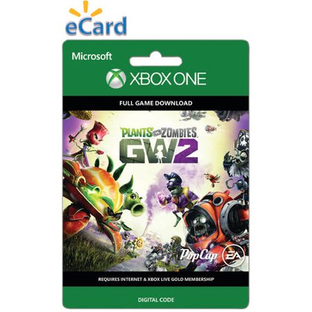 Plants vs Zombies 2 (Xbox One) (Email Delivery)