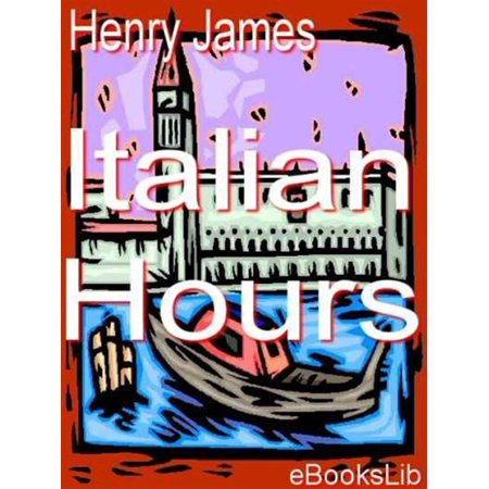 Italian Hours - eBook
