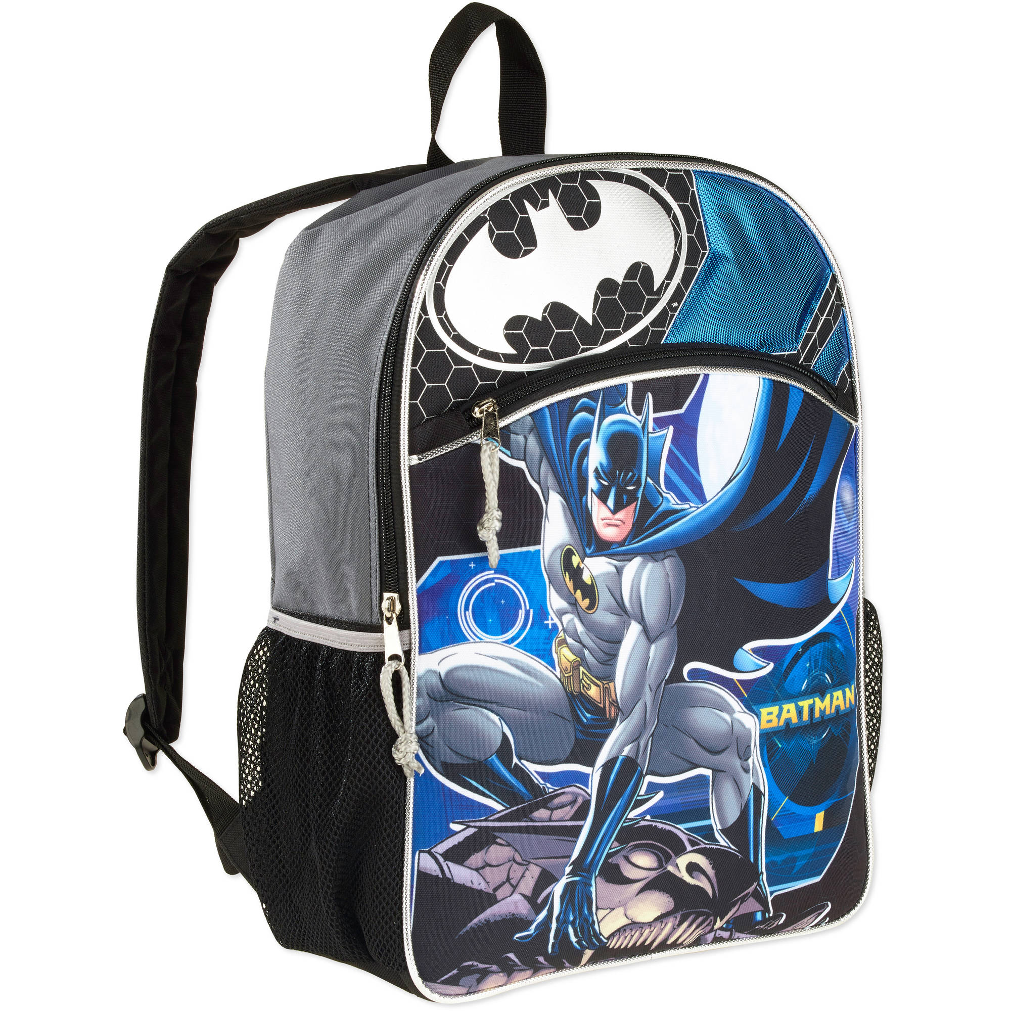 664df95a2587 Batman Kids Backpack - Walmart.com