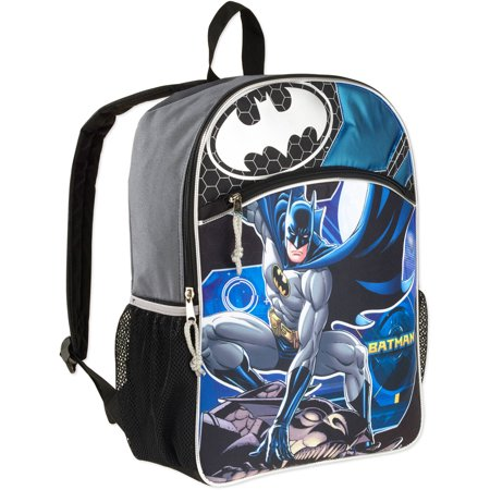 760215ae827c Batman Kids Backpack - Walmart.com