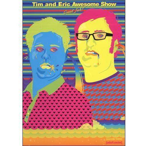 Tim & Eric Awesome Show, Great Job!: Season 3 (Full Frame)