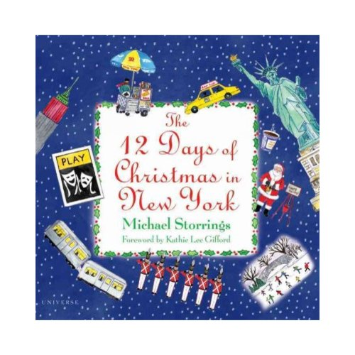 The 12 Days of Christmas in New York