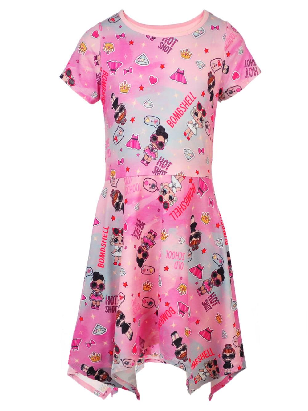LOL Surprise Girls' Dress