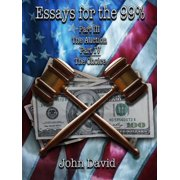 Essays for the 99% - The Auction - The Choice - eBook