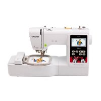"Brother, PE550D 4"" x 4"" Embroidery Machine with built-in Disney designs"