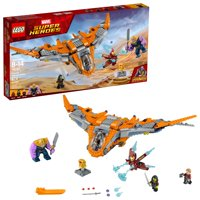 LEGO Marvel Super Heroes Thanos: Ultimate Battle 76107 (674 Pieces)