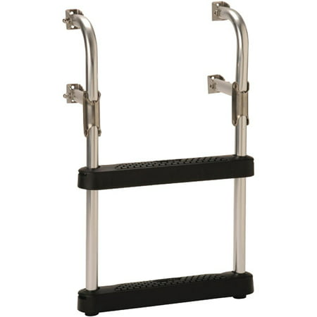 Garelick EEz-In Transom Ladder with 16