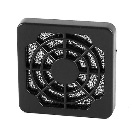 Plastic Dustproof Dust Filter Cover Grill for 40mm PC Computer Case Fan ()