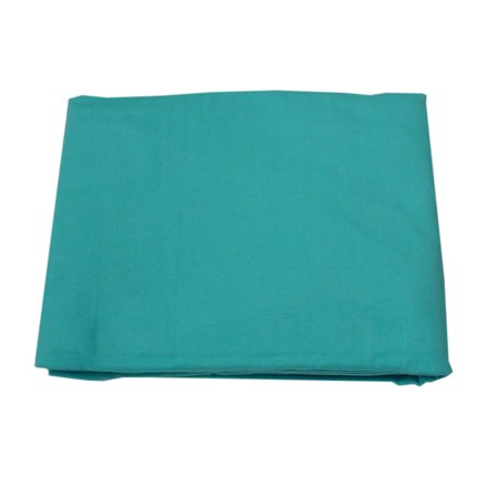 American Baby Company Supreme Jersey Knit Crib Sheet   Turquoise