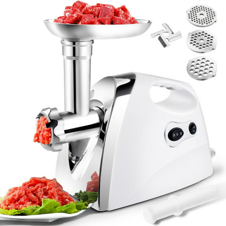 Gymax 2800W Electric Meat Grinder Sausage Stuffer ()