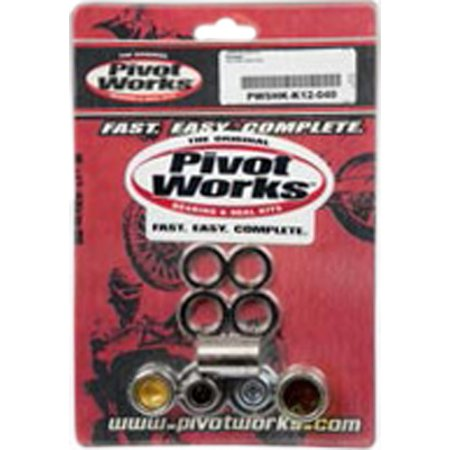 Pivot Works Pwshk K12 040 Shock Bearing Kit Kfx450r 08
