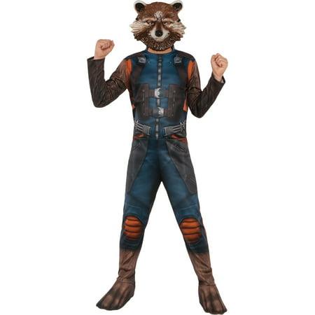 Guardians of the Galaxy Boys Rocket Raccoon - Baby Raccoon Costume