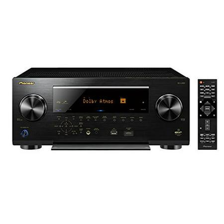 801 Stereo (Pioneer Network AV Receiver Audio & Video Component Receiver,Black)
