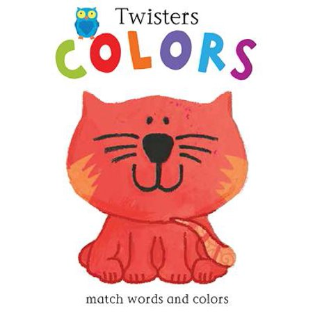 Colors: Match the Words and Colors! (Board (Color Word Match)
