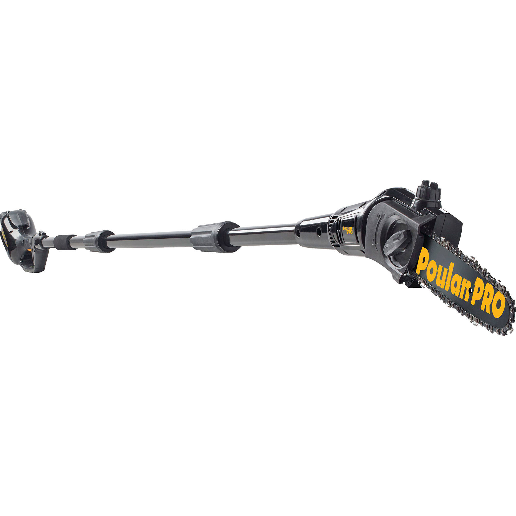 Click here to buy Poulan Pro 40-Volt Lithium-ion Rechargeable Battery Pole Saw by Husqvarna.
