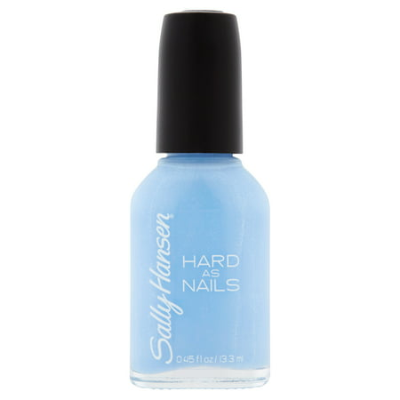 Sally Hansen Hard as Nails Nail Color, Hard Bitten, 0.45 fl oz ...