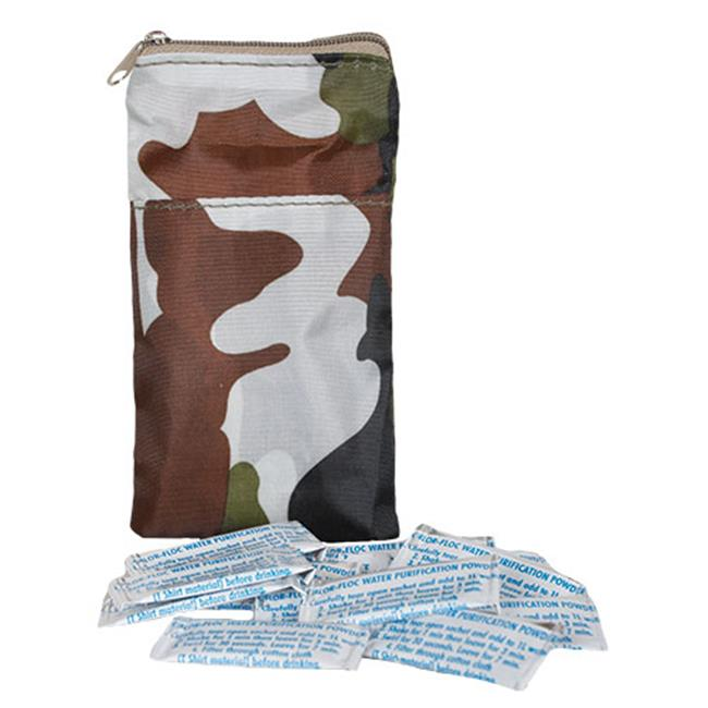 Click here to buy Fox Outdoor 57-740 Chlor-Floc Water Purification by Fox Outdoor.
