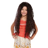 Disney Princess Moana Deluxe Child Wig