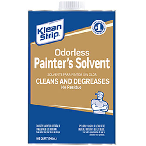 Klean Strip Painter's Solvent, 1 qt