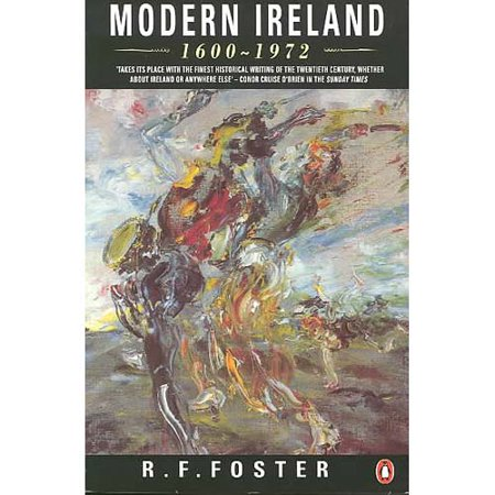 Modern Ireland, 1600-1972