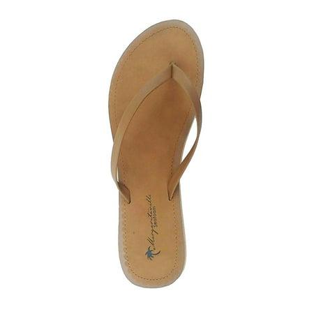 4e8b6e31e7ef Margaritaville Ladies Flip Flop Seafoam Sandals MGF17WEA429D