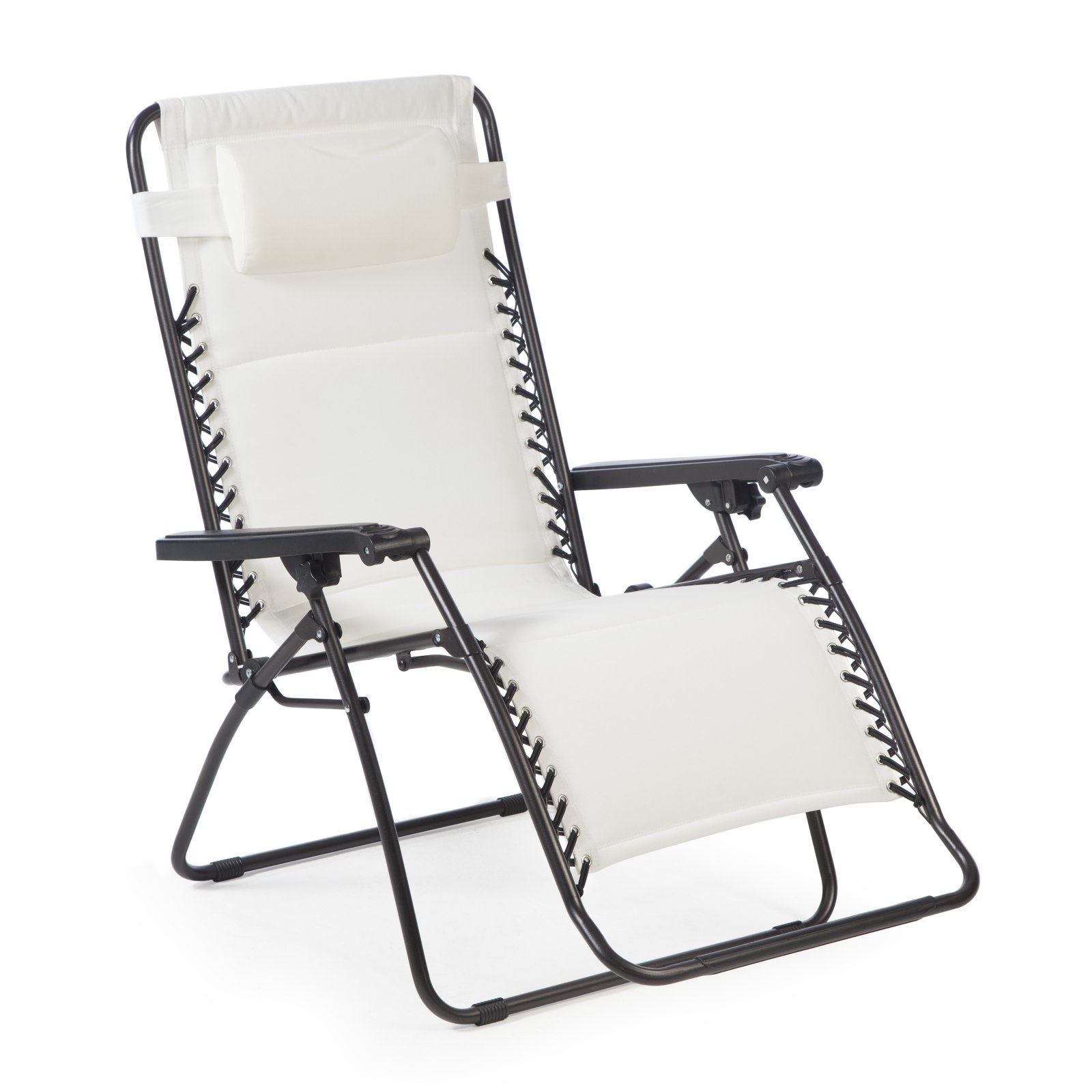Coral Coast Padded Extra Wide Zero Gravity Chair   Walmart.com
