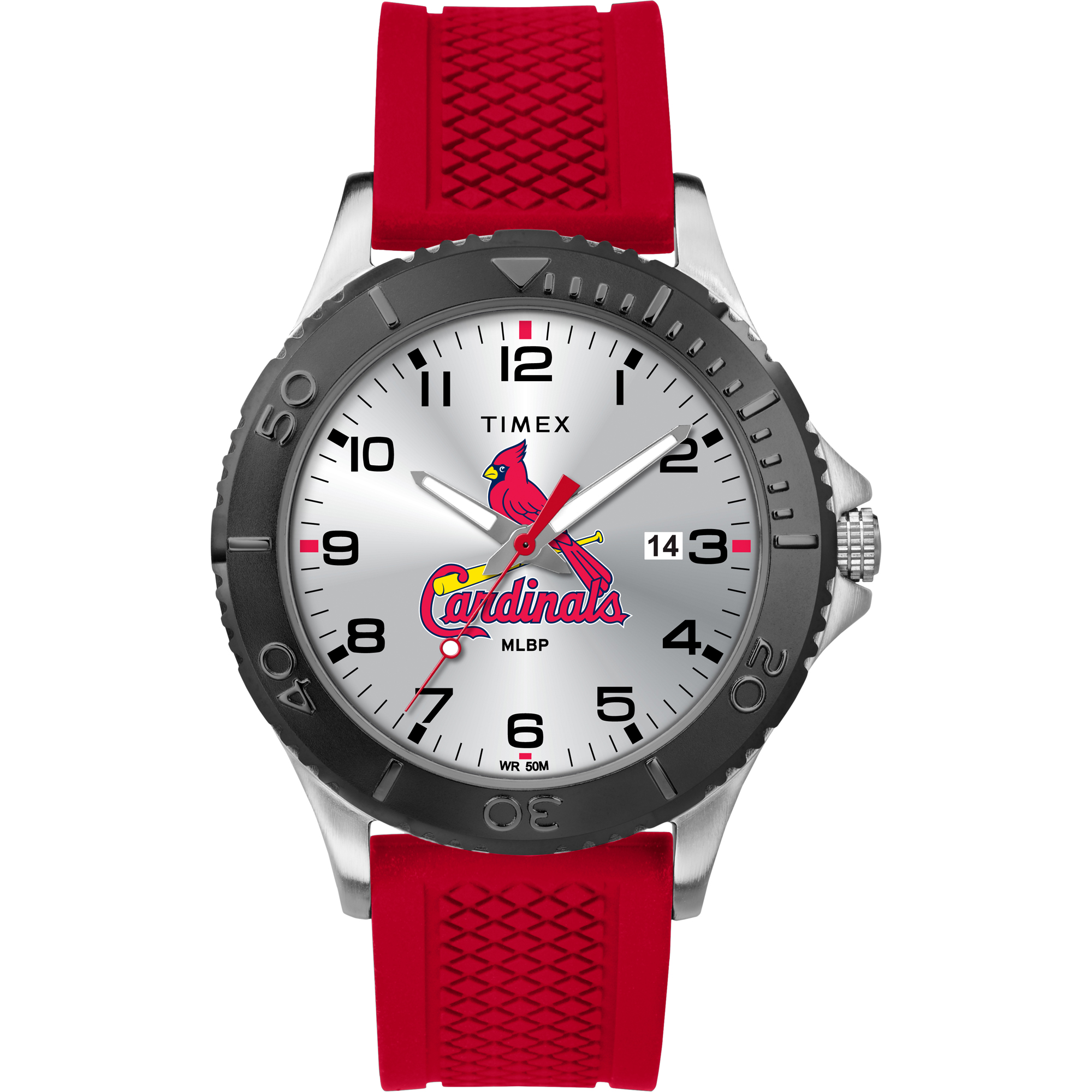 St. Louis Cardinals Timex Gamer Watch - No Size