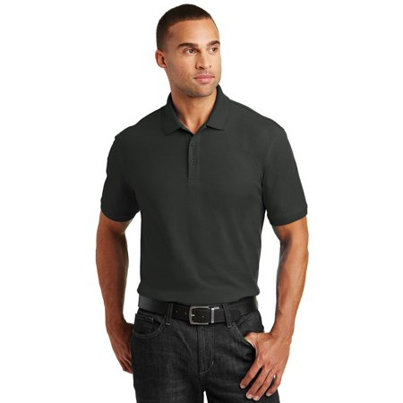 Port Authority Tall Core Classic Pique (Tall Pique Polo)