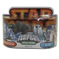 Star Wars Galactic Heroes: Super Battle Droid and R2-D2