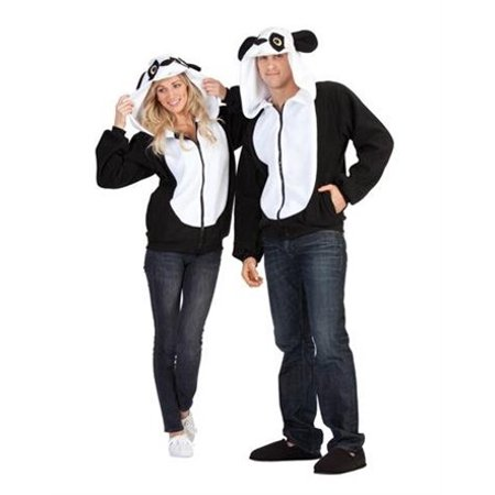 Parker the Panda Hoodie Adult - Adult Panda Suit