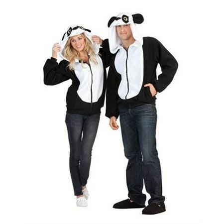 Doug Parker Halloween (Parker the Panda Hoodie Adult)