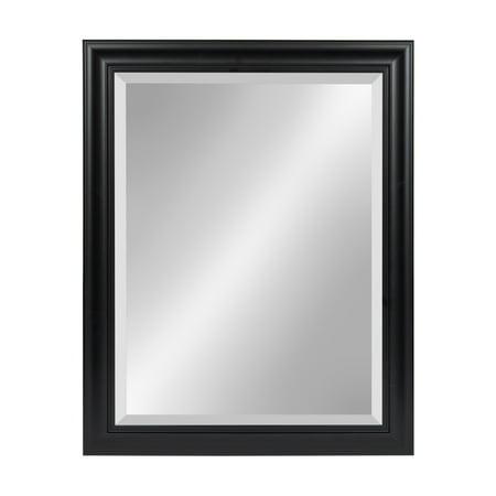 Laurel Lamb - Kate and Laurel Dalat Framed Beveled Wall Mirror