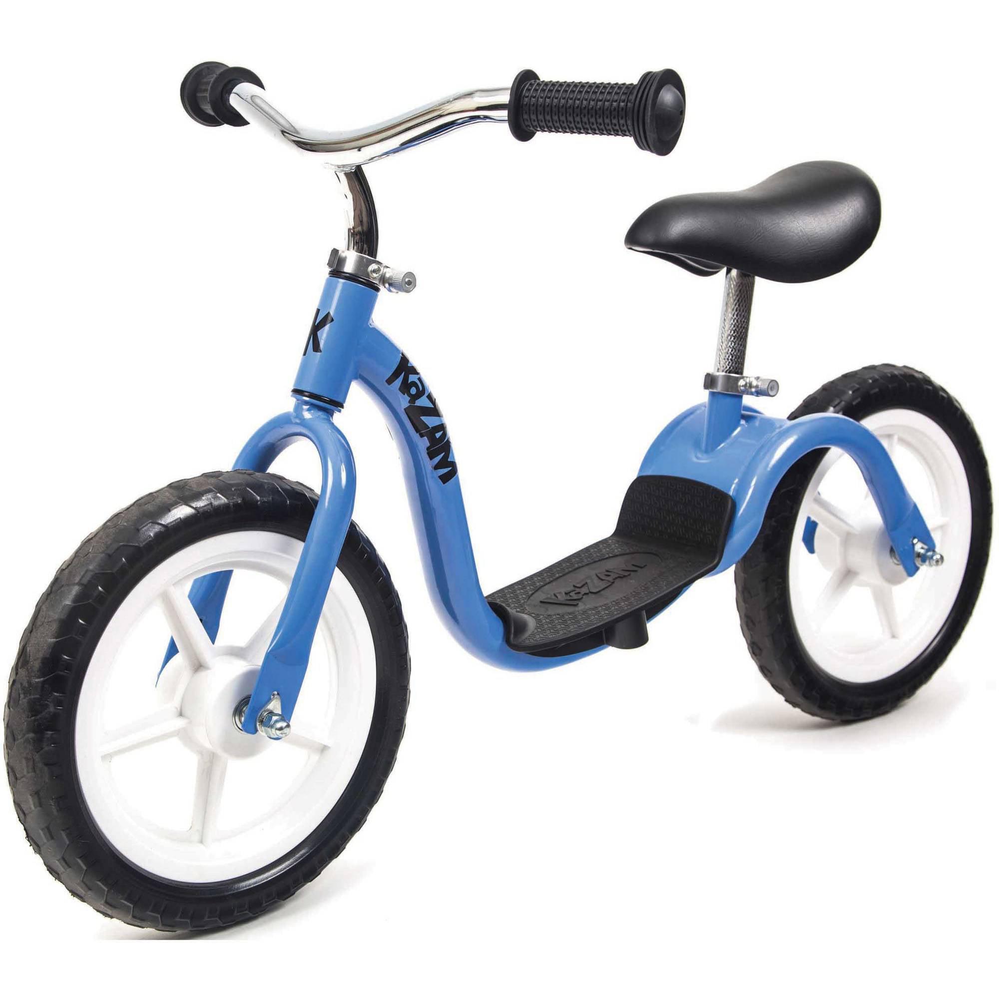 KaZAM Balance Bike, Blue