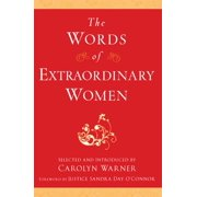 Newmarket Words Of...(Paperback): The Words of Extraordinary Women (Paperback)