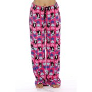 Just Love Women's Plush Pajama Pants - Petite to Plus Size Pajamas ...
