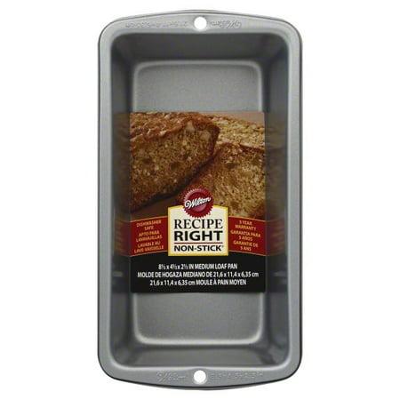 Wilton, Wilton Recipe Right Non-stick Medium Loaf Pan, 1 pan
