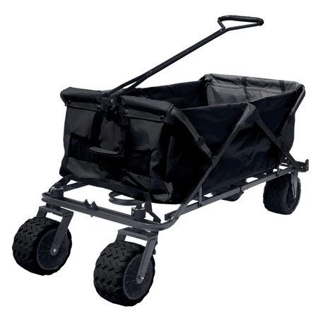 Store Delivery Wagon (Impact Canopy Folding Utility Wagon, Collapsible, All Terrain Beach Wagon,)