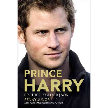 Prince Harry  Brother Soldier Son