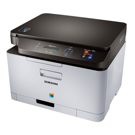 Samsung 3-in-1 Wireless Multifunction Color Laser Printer/Copier/Scanner