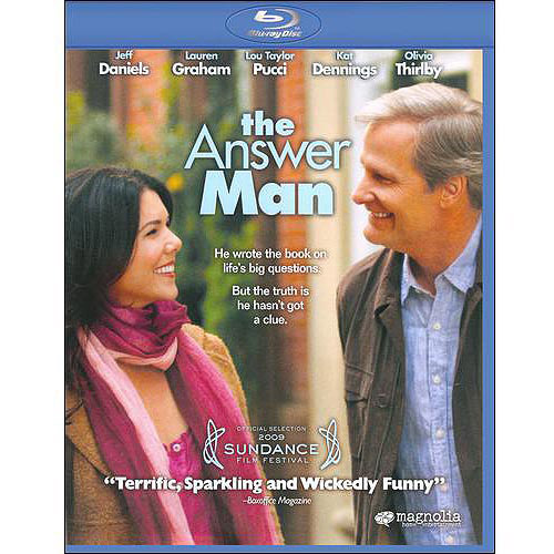 The Answer Man (Blu-ray) (Widescreen)